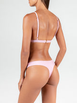 Cotton Candy Cheeky Bottom