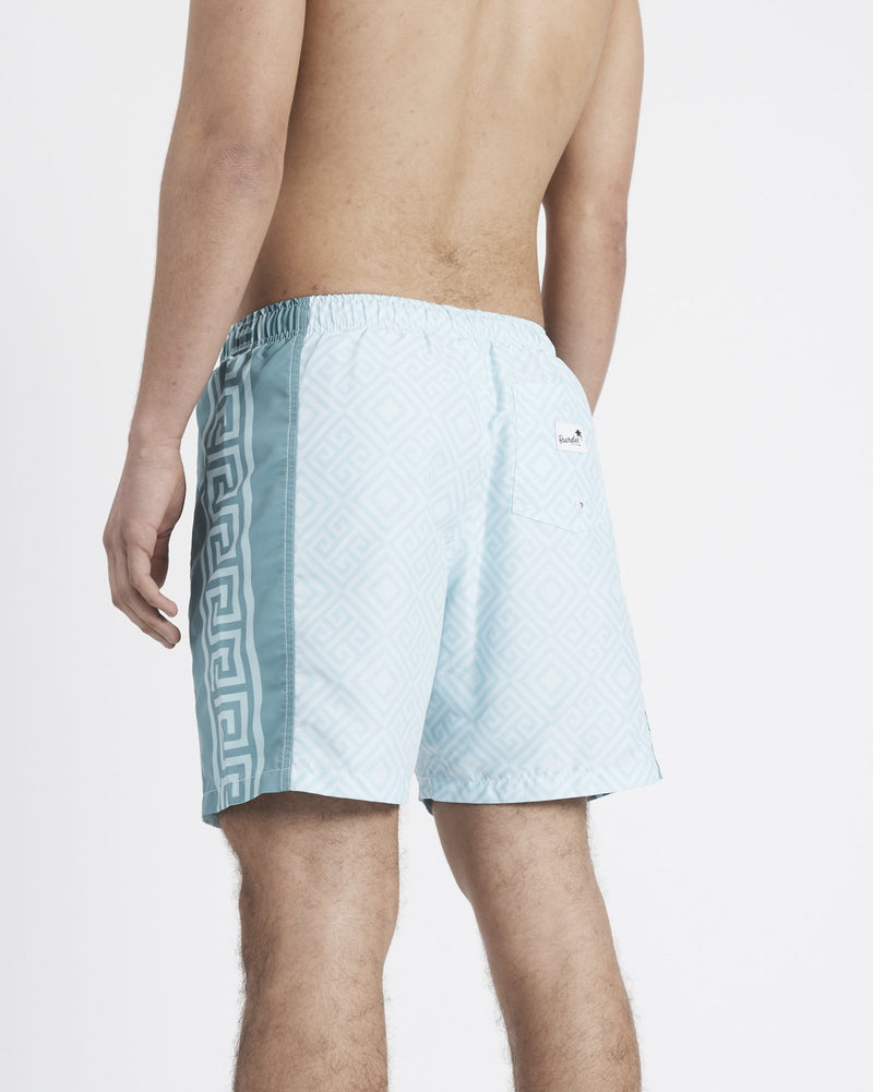 Boardies® Greco SP Mid Length Swim Shorts - Boardies®