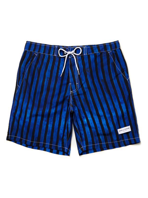 Daniel w. Fletcher Navy Stripe