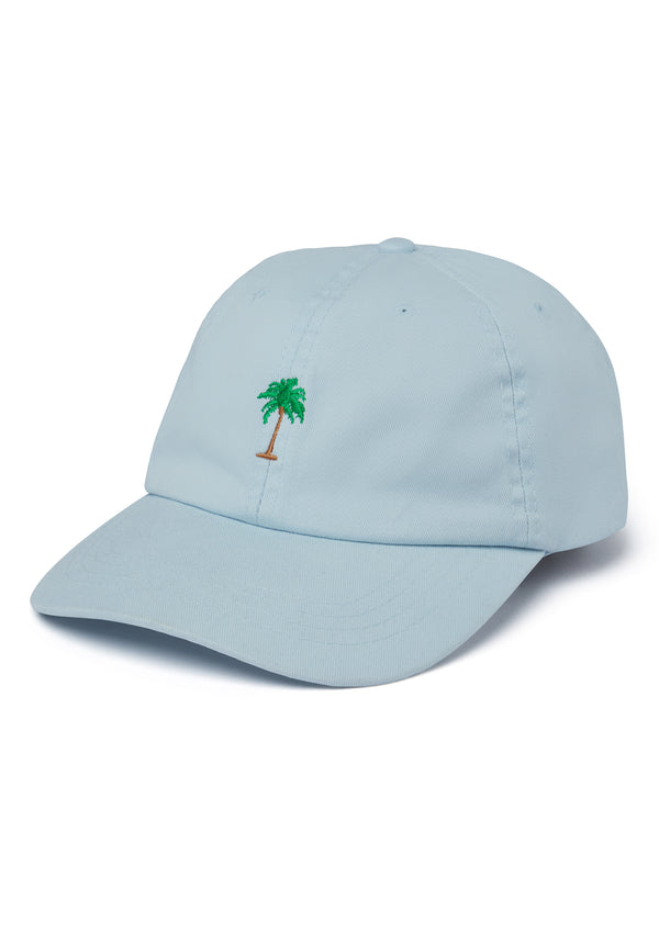 Relaxed Dad Cap Blue