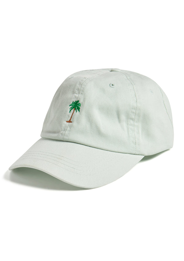 Relaxed Dad Cap Green