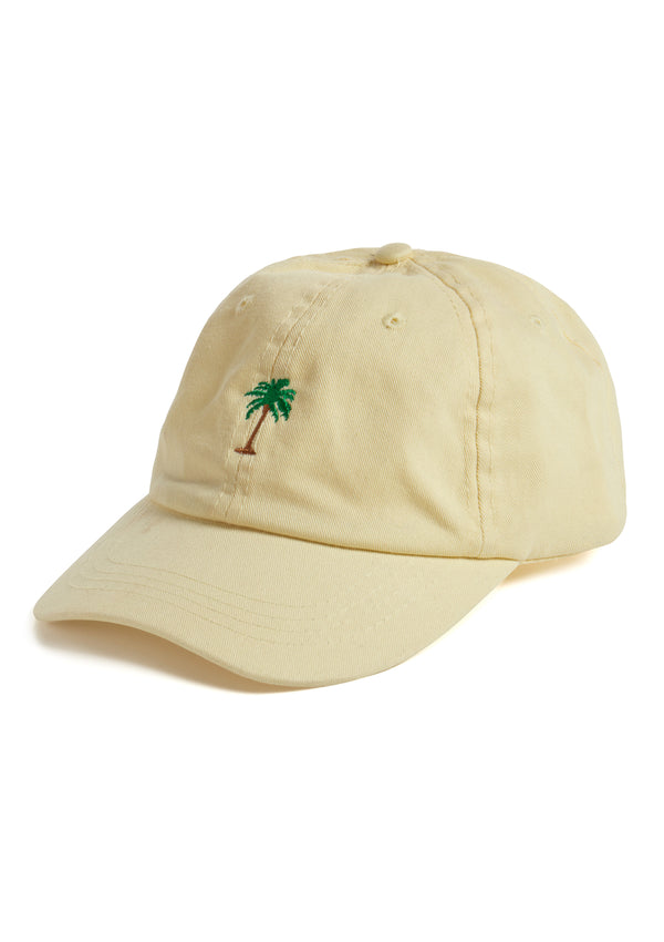 Relaxed Dad Cap Yellow