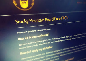 beard care faq