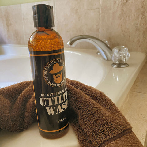 beard wash that you can use all over your body