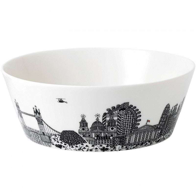 London Calling Large Serving Bowl 25cm