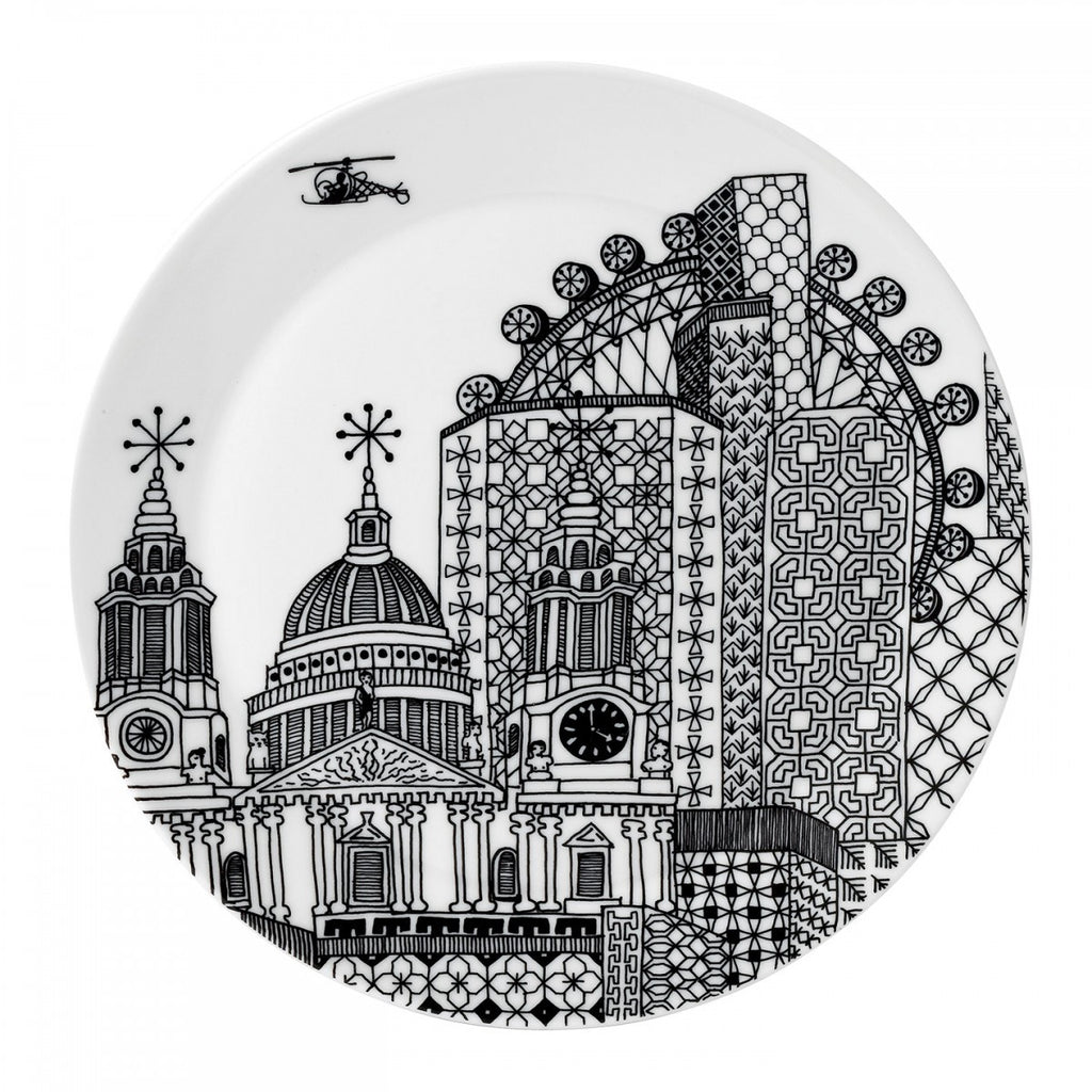 London Calling Large Platter 32cm
