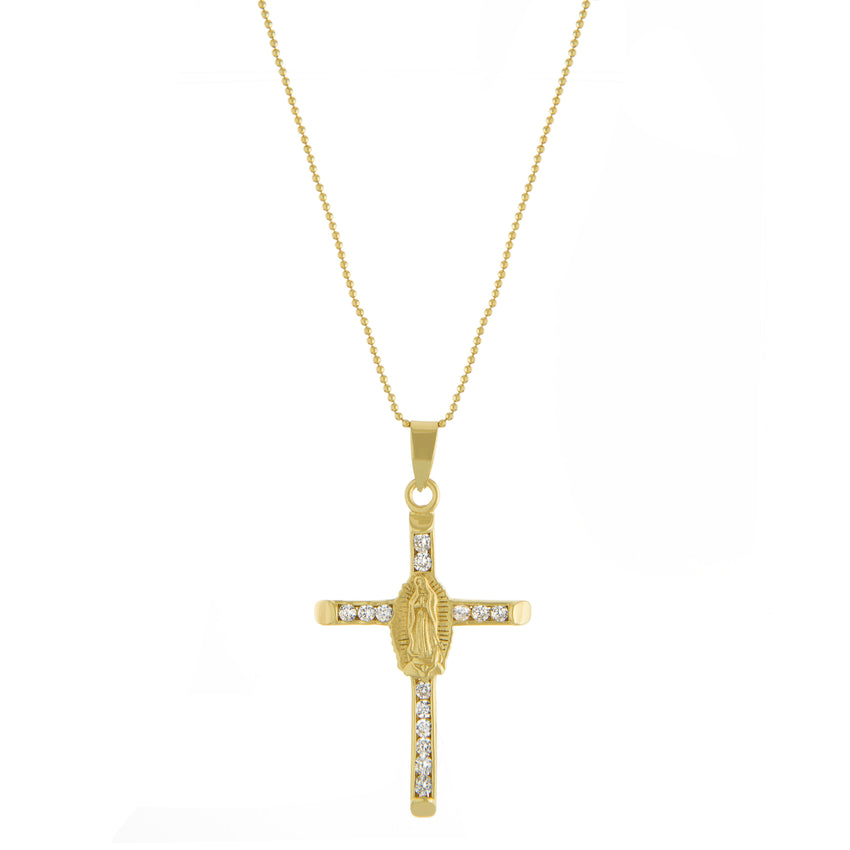 Gold Faithful Necklace