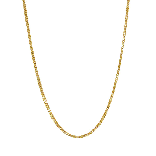The Gold Foxtail Chain