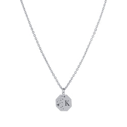 Silver Remy Necklace