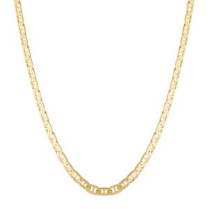 Gold Anchor Chain