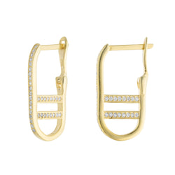 Gold Carmela Earrings