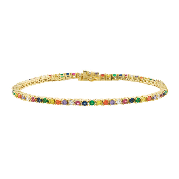 The Original Rainbow Bracelet