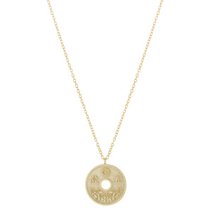 Buona Fortuna Necklace