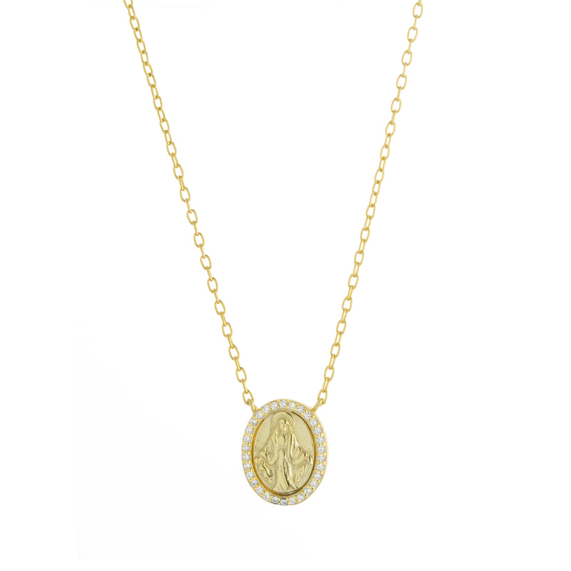 Gold Ariella Necklace