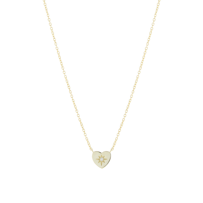 Gold Izla Necklace