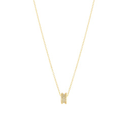 Gold Chloe Necklace