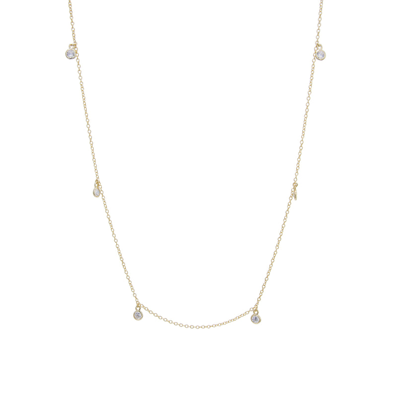 Gold Alana Necklace
