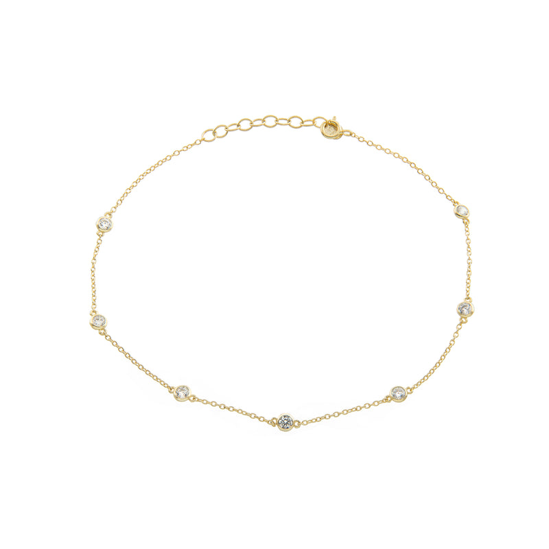 Valley Anklet