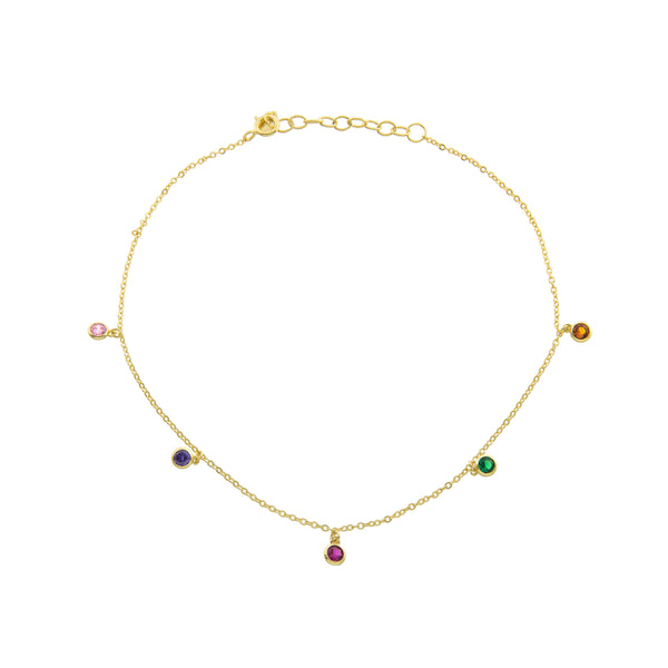 The Maya Anklet
