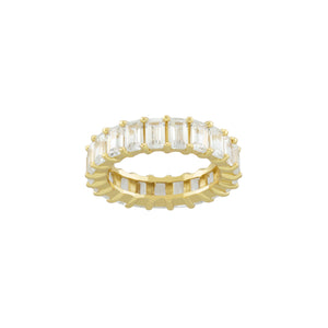 Gold Coco Ring