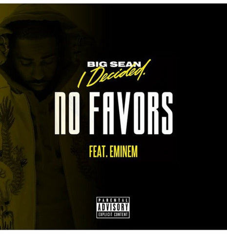 Download Lagu Big Sean - No Favors ft. Eminem Mp3