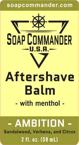 Ambition Aftershave Balm