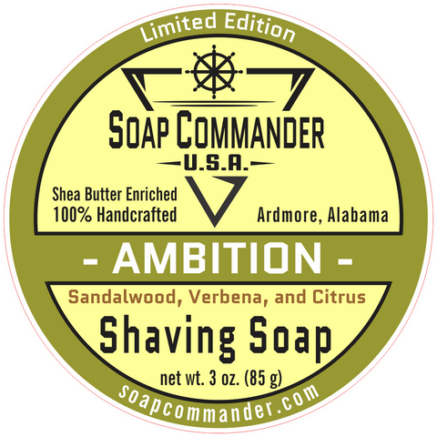 Ambition Shaving Soap