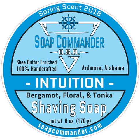 Intuition Shaving Soap