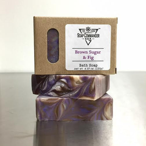 Brown Sugar and Fig Bath Soap