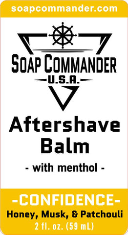 Confidence Aftershave Balm