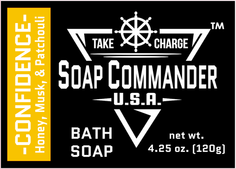 Confidence Bath Soap