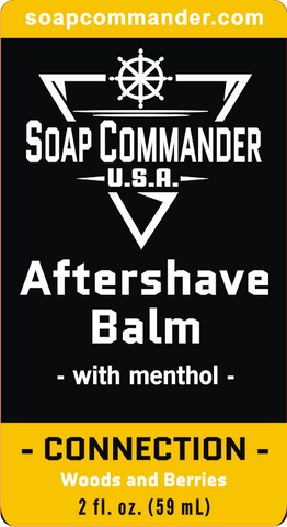 Connection Aftershave Balm