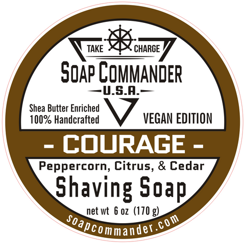 Courage Shaving Soap