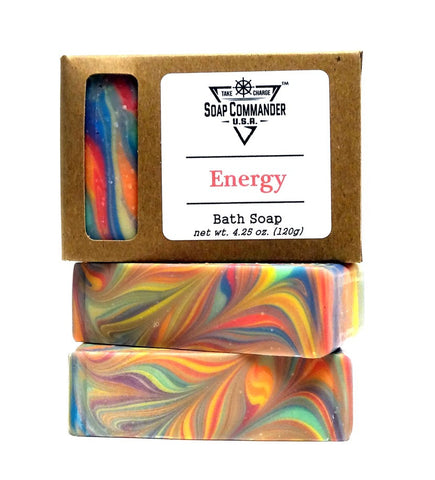Energy Bath Soap