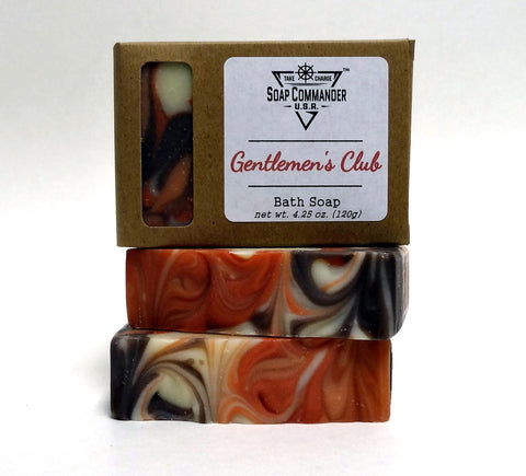 Gentlemen's Club Bath Soap