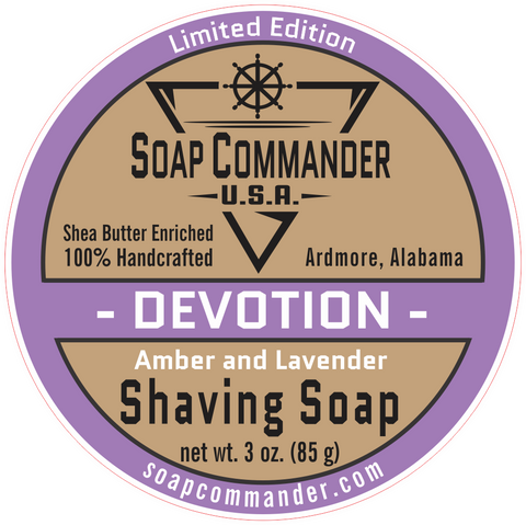 Devotion Shaving Soap