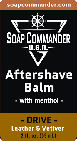 Drive Aftershave Balm