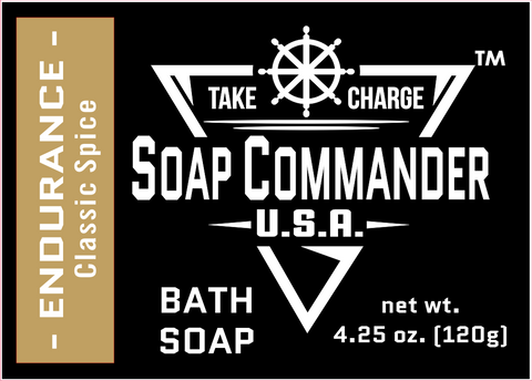 Endurance Bath Soap