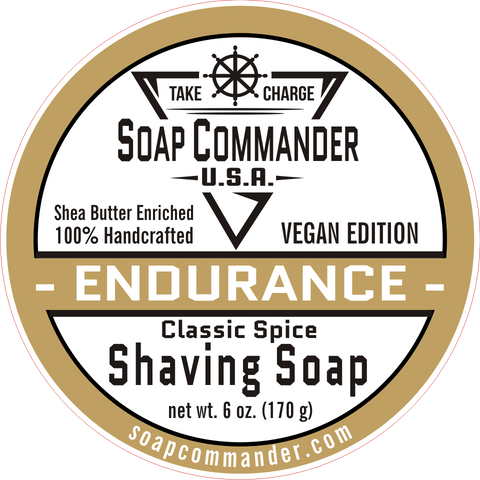 Endurance Shaving Soap