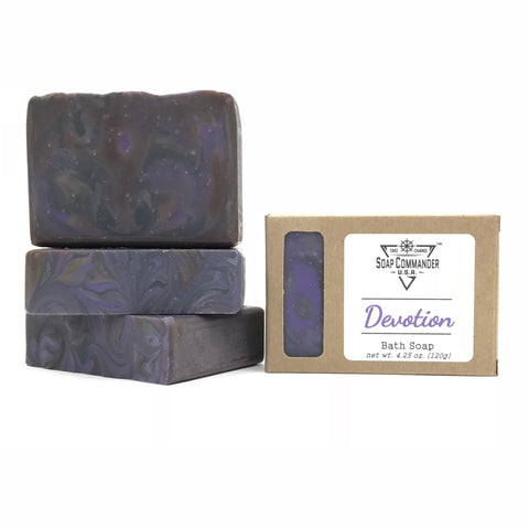 Devotion Bath Soap