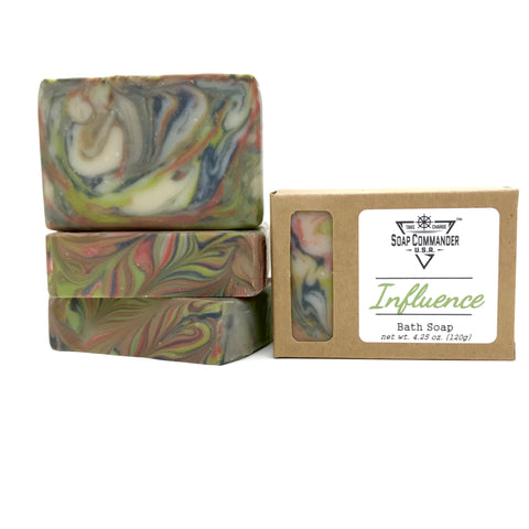 Influence Bath Soap