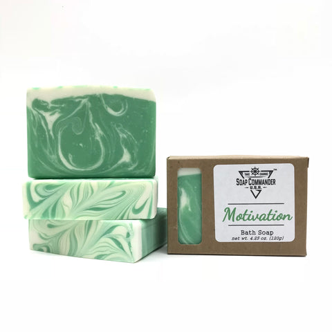 Motivation Bath Soap