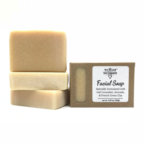 Soap Commander Facial Soap