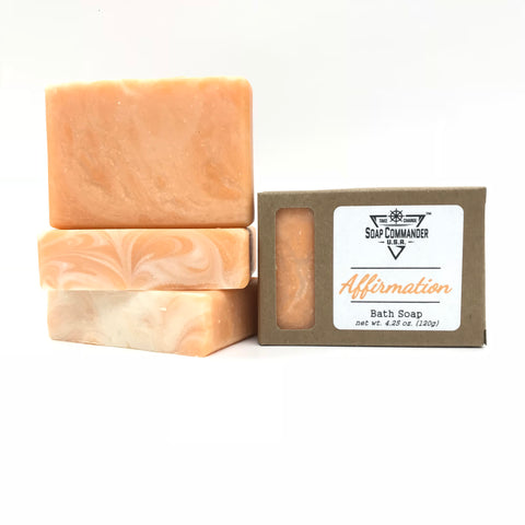 Affirmation Bath Soap