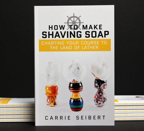 Book - How To Make Shaving Soap