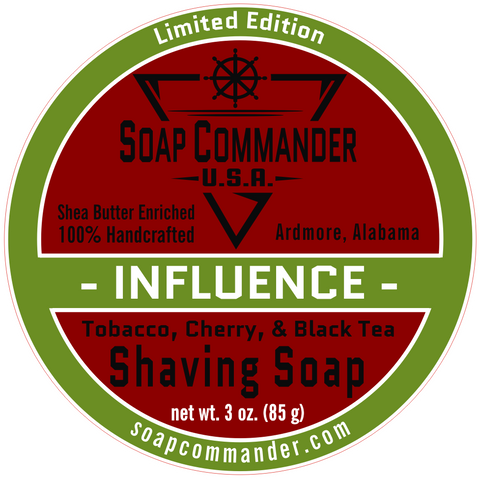 Influence Shaving Soap