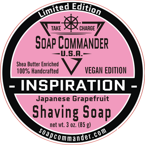 Inspiration Shaving Soap