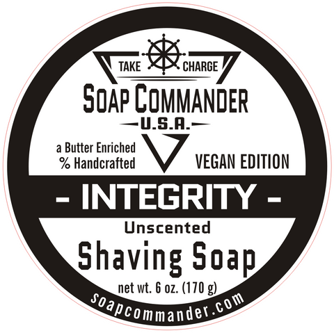 Integrity Shaving Soap