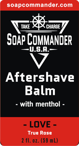 Love Aftershave Balm