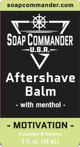 Motivation Aftershave Balm